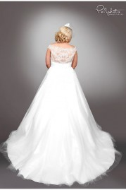 Rosa Couture Wedding Dress Tabitha