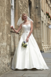 So Sassi Wedding Dress Collette