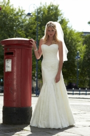 So Sassi Wedding Dress Justine