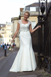 So Sassi Wedding Dress Lola