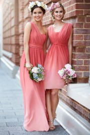 Sorella Vita Bridesmaid Dress 8471OM