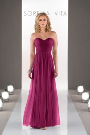 Sorella Vita Bridesmaids Dress 8486