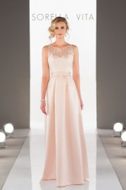 Sorella Vita Bridesmaids Dress 8525
