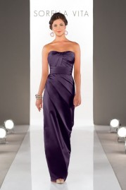 Sorella Vita Bridesmaids Dress 8581