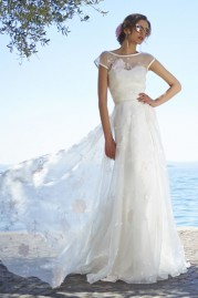 Stephanie Allin Rosetta Wedding Dress