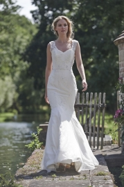Stephanie Allin Wedding Dress Amy