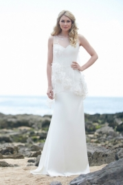 Stephanie Allin Wedding Dress Blossom
