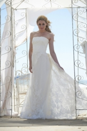 Stephanie Allin Wedding Dress Cassie