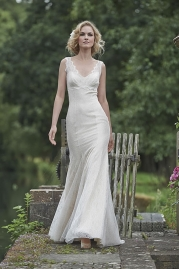 Stephanie Allin Wedding Dress Celine