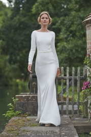 Stephanie Allin Wedding Dress Clementine