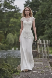 Stephanie Allin Wedding Dress Cora
