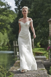 Stephanie Allin Wedding Dress Coryn