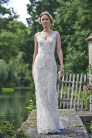Stephanie Allin Wedding Dress Florence