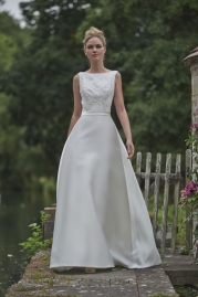 Stephanie Allin Wedding Dress Francine