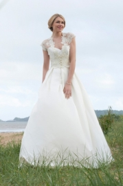 Stephanie Allin Wedding Dress Ivy