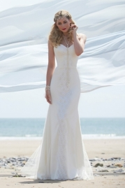 Stephanie Allin Wedding Dress Jazz