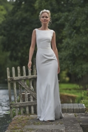 Stephanie Allin Wedding Dress Lizzie