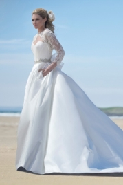 Stephanie Allin Wedding Dress Maria