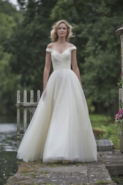 Stephanie Allin Wedding Dress Ravello