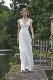 Stephanie Allin Wedding Dress Sasha
