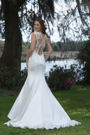 Sweetheart Wedding Dress SS2017 6190