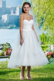 Sweetheart Wedding Gown 6085