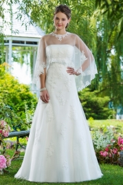 Sweetheart Wedding Gown 6087
