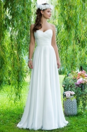 Sweetheart Wedding Gown 6089