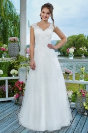 Sweetheart Wedding Gown 6095