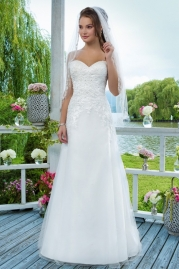 Sweetheart Wedding Gown 6096