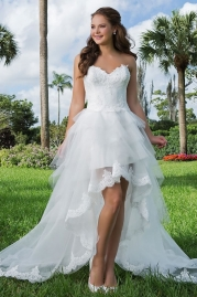 Sweetheart Wedding Gown 6105