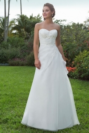 Sweetheart Wedding Gown 6108