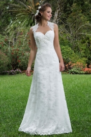Sweetheart Wedding Gown 6112