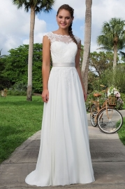 Sweetheart Wedding Gown 6116