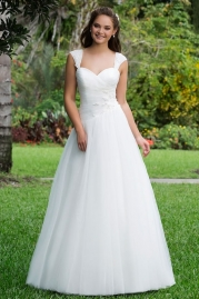 Sweetheart Wedding Gown 6117