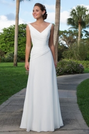 Sweetheart Wedding Gown 6118