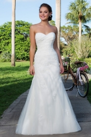 Sweetheart Wedding Gown 6120