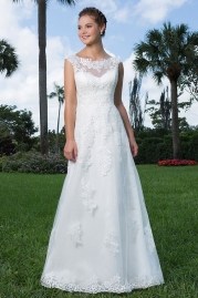 Sweetheart Wedding Gown 6121