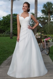 Sweetheart Wedding Gown 6125