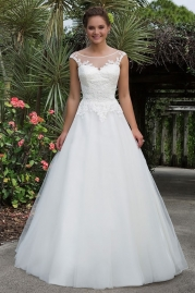Sweetheart Wedding Gown 6126