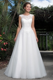 Sweetheart Wedding Gown 6127
