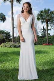 Sweetheart Wedding Gown 6129