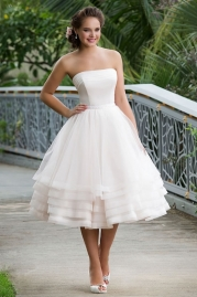 Sweetheart Wedding Gown 6131