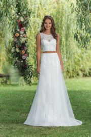 Sweetheart Wedding Gown 6140