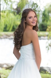 Sweetheart Wedding Gown 6141