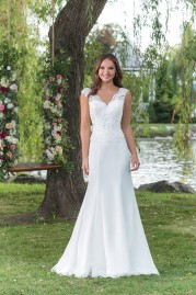 Sweetheart Wedding Gown 6142