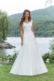 Sweetheart Wedding Gown 6143