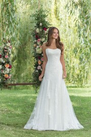 Sweetheart Wedding Gown 6144