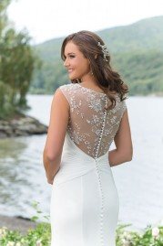 Sweetheart Wedding Gown 6147