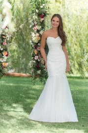 Sweetheart Wedding Gown 6148